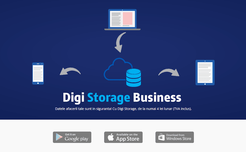 Digi Storage Business - Rcs & Rds 2