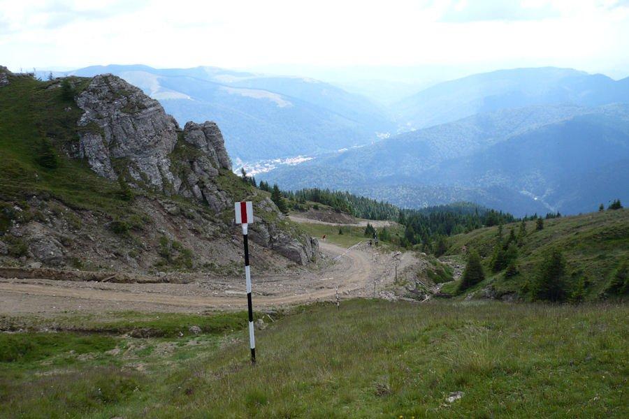 Excursie la Sinaia pe traseul marcat de la cota 1400 la cota 2000 2