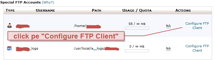 ftp accounts2