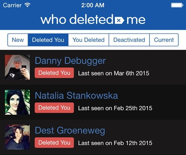 who deleted me (4)