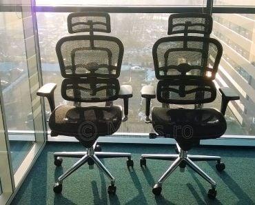 Scaunul Ergohuman îți oferă cea mai relaxantă poziție la birou 2