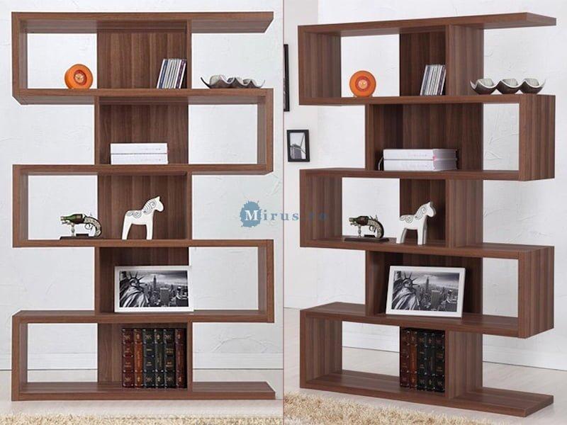 Etajera pentru cărți sau diverse obiecte de decor