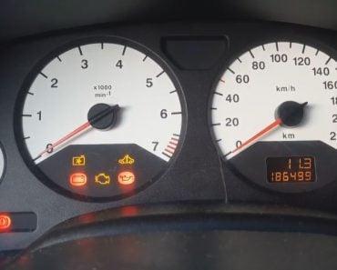 """Martor """"Check Engine"""" aprins în bord la Opel Astra G 1.6. Cum afli codul de eroare fara să mergi la service (video) 3"""