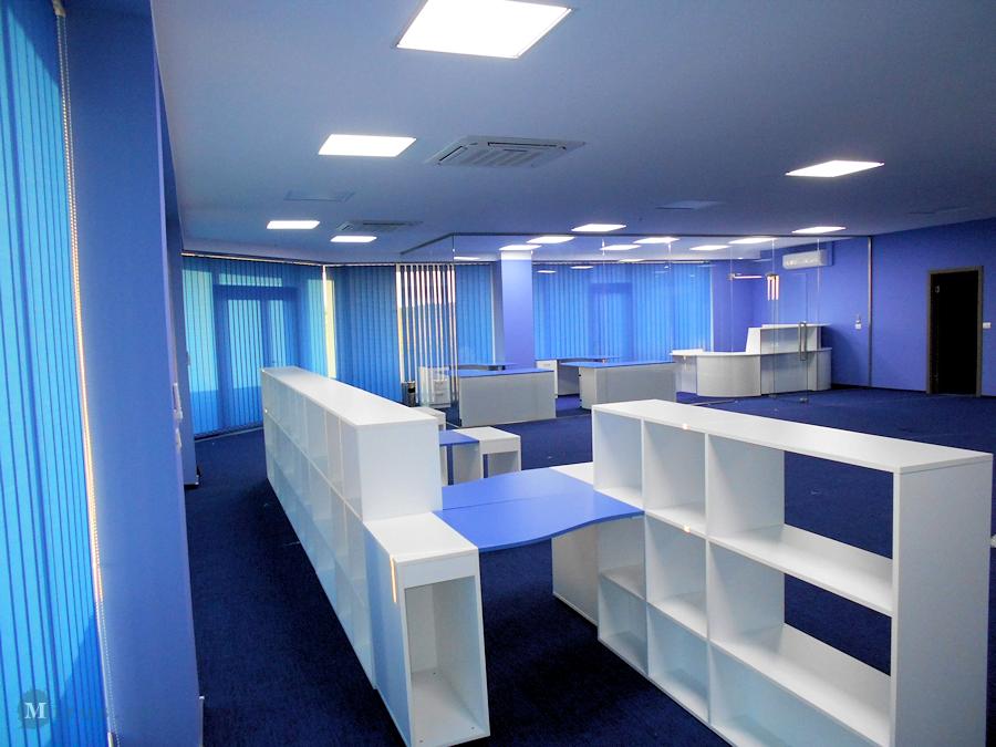 Mobila pentru birou de tip open space 1