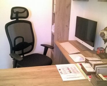 Oklahoma PDH - Scaunul ideal pentru cei care petrec mult timp la birou în fața calculatorului 2