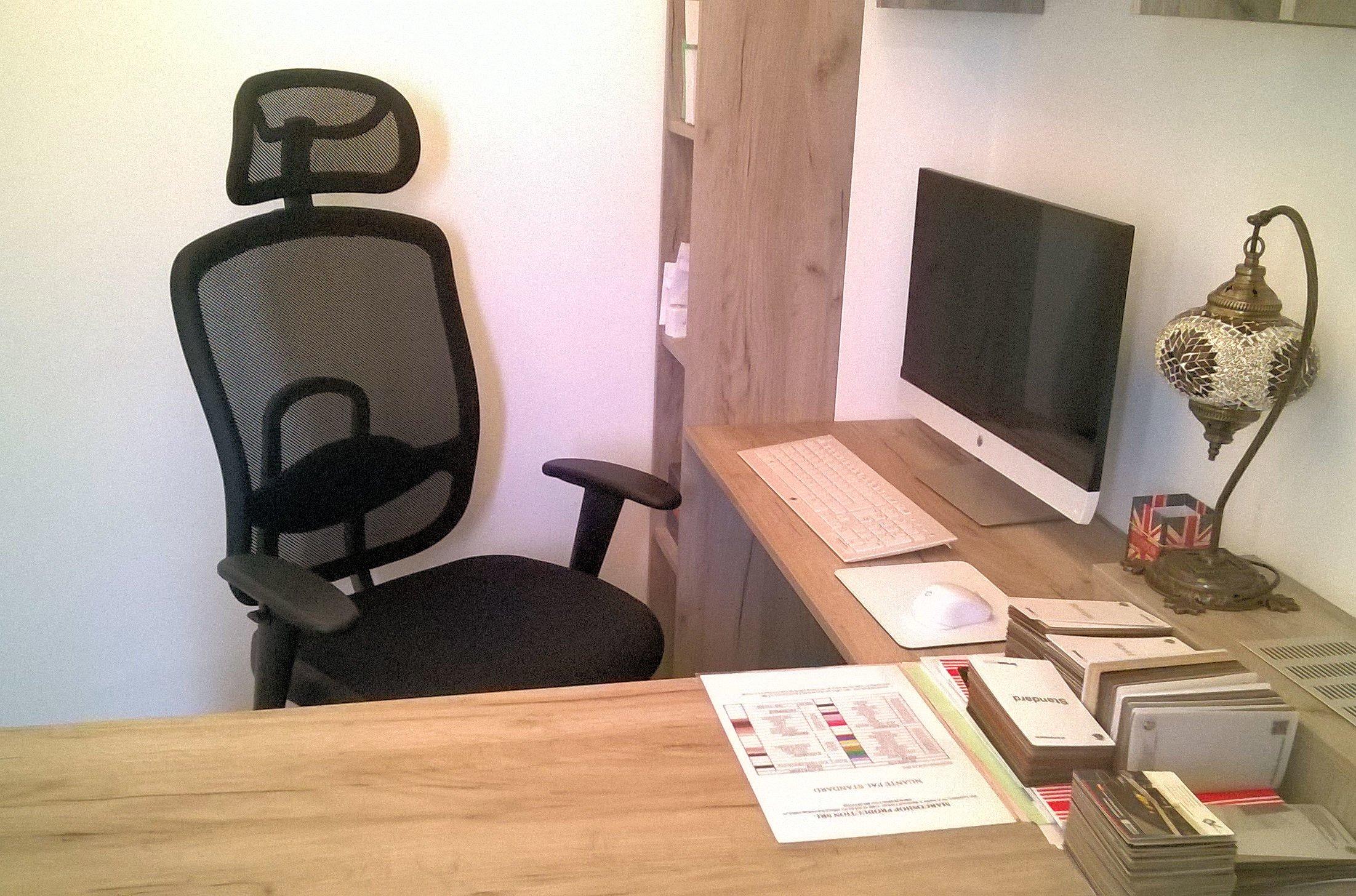 Oklahoma PDH - Scaunul ideal pentru cei care petrec mult timp la birou în fața calculatorului 3
