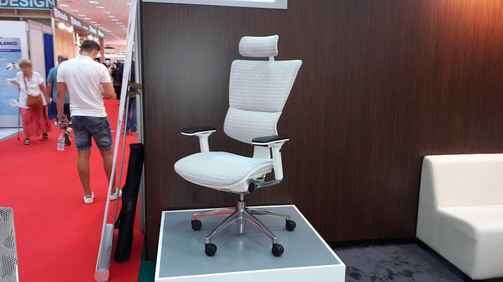 Câteva cuvinte despre scaunul ergonomic Mirus, și poze cu acesta 5