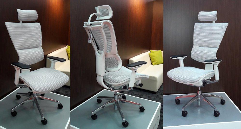Cine este de fapt producătorul scaunelor Ergohuman, Mirus (ioo), Nefil sau Genidia 3