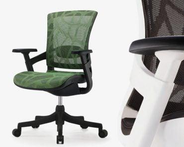 Gama de scaune Skate, o opțiune excelentă pentru spațiile de birouri de tip open space 1