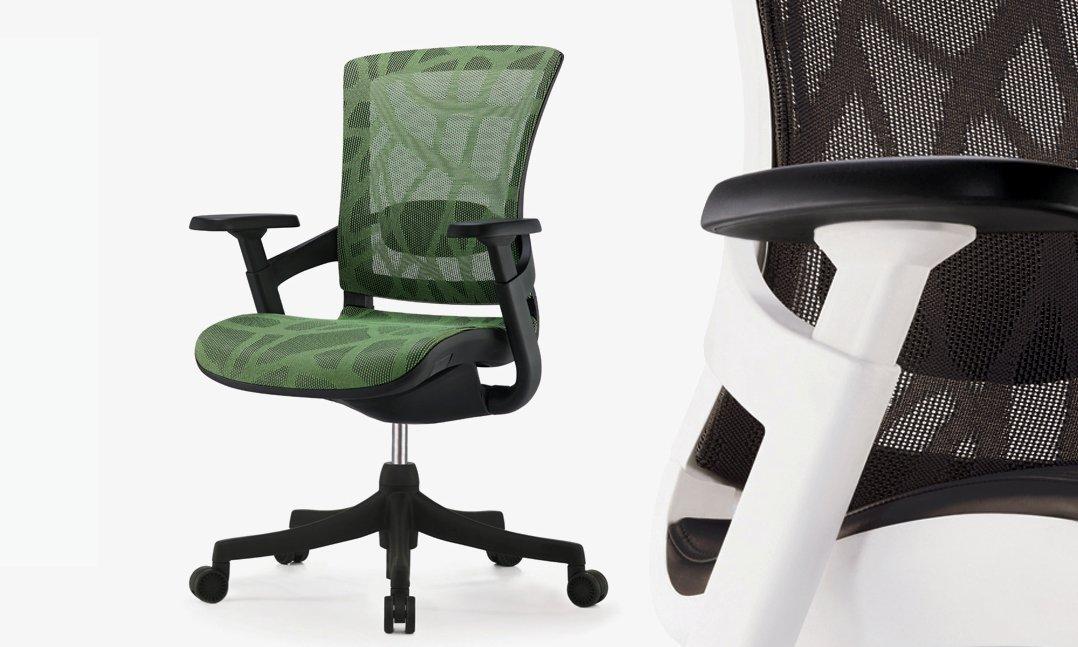 Gama de scaune Skate, o opțiune excelentă pentru spațiile de birouri de tip open space 4
