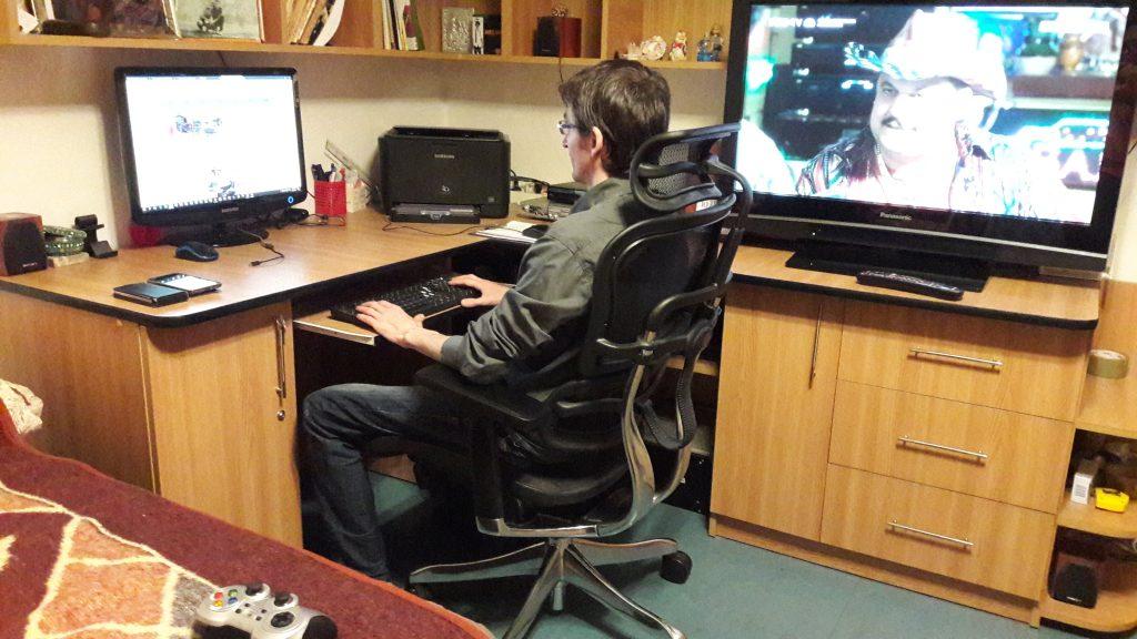 Păreri și impresii despre scaunul Ergohuman 2