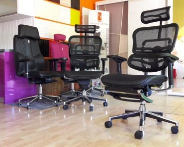 Păreri și impresii despre scaunul Ergohuman 3