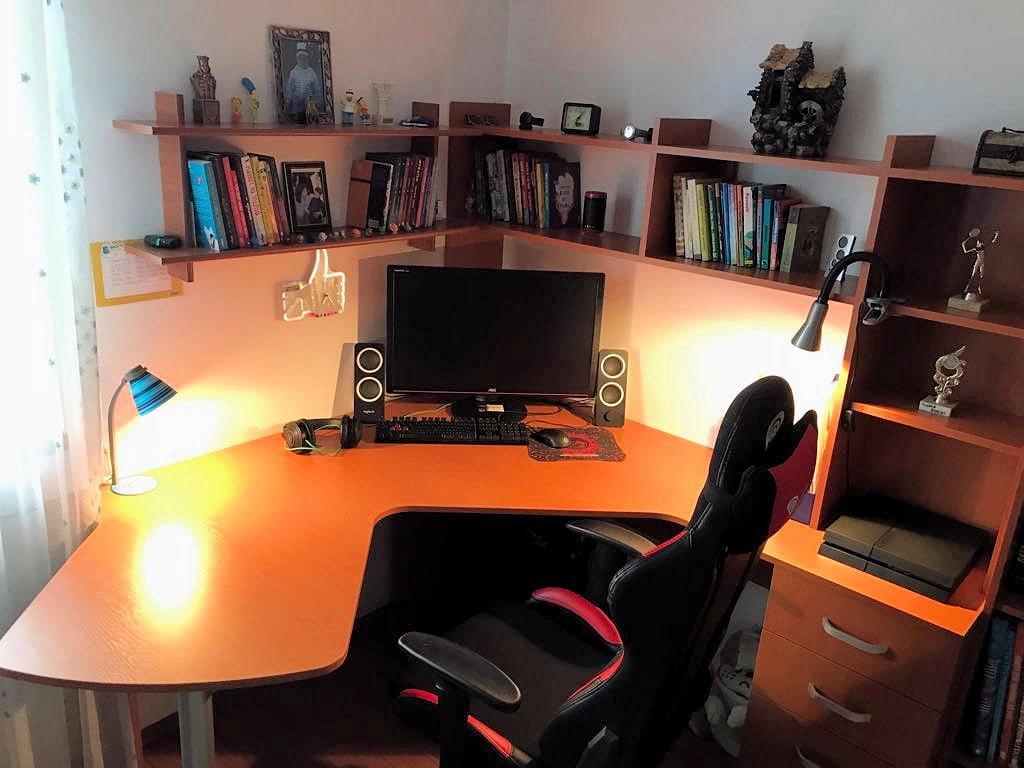 Amenajarea spațiului de lucru pentru acasă 3