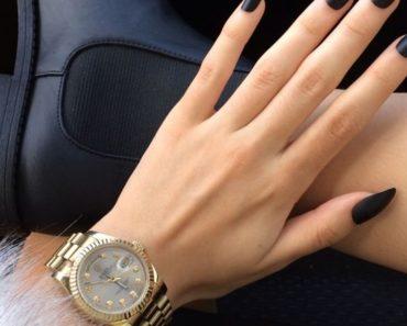 Alegem sa purtam unghii acrlice? 2