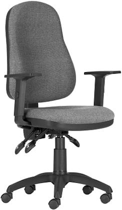 Iată un model de scaun ergonomic pentru birou foarte bun, cu mecanism asincron 1
