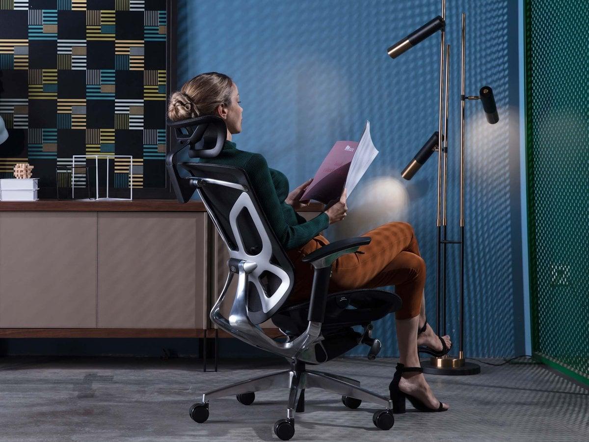 Scaun ergonomic Dvary