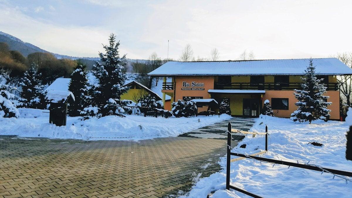 Pensiunea Rau Sadului Sibiu