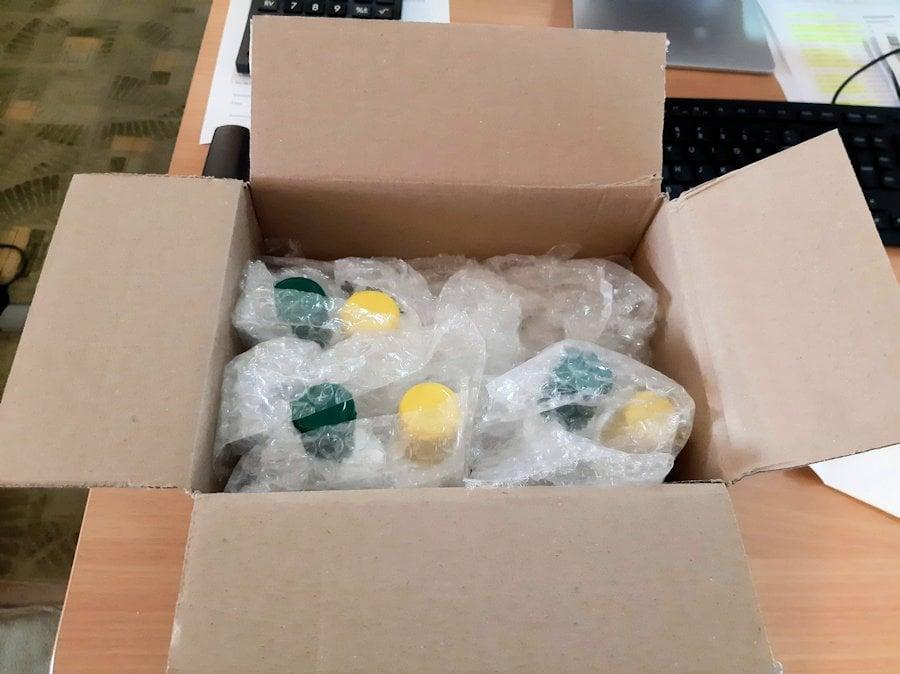 Farmec a început să vândă online gel și loțiune igienizantă pentru mâini cu alcool 70% 1