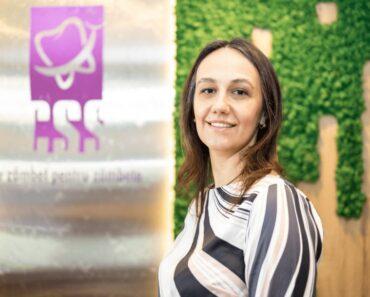 Dr. Cristina Munteanu, coordonatorul de tratament și fondatorul clinicilor Cris Smile Studio