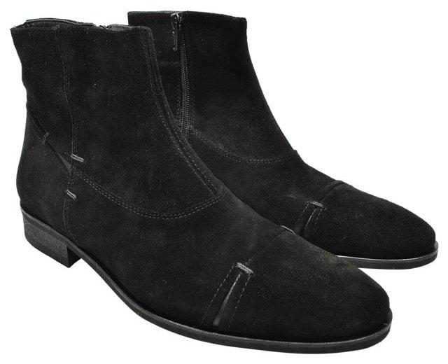 Intretinerea pantofilor din piele intoarsa 2