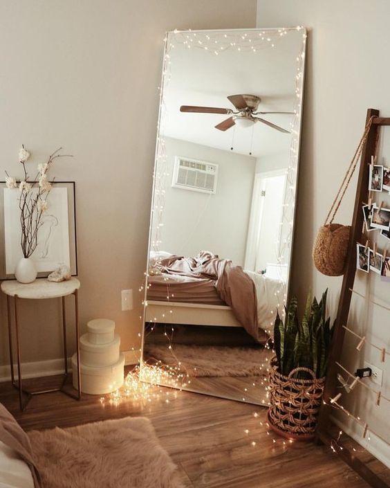 Plinta albă - tușa modernă a dormitorului tău. 5 amenajări care îți demonstrează acest lucru 2