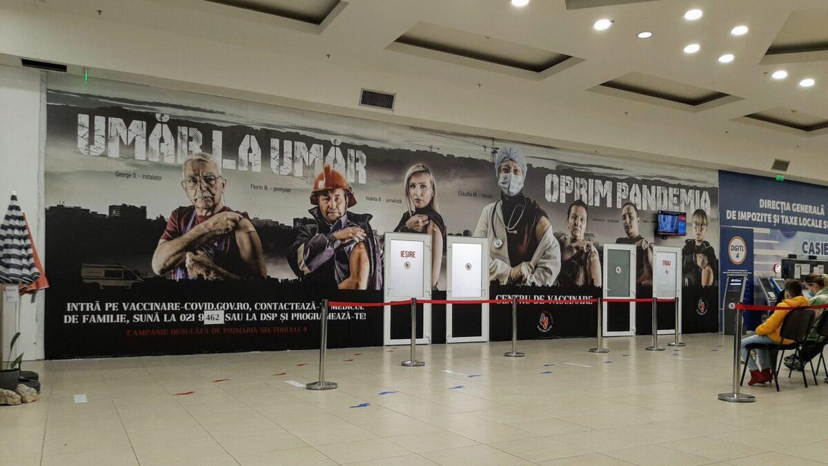Centru Vaccinare Grand Arena Mall