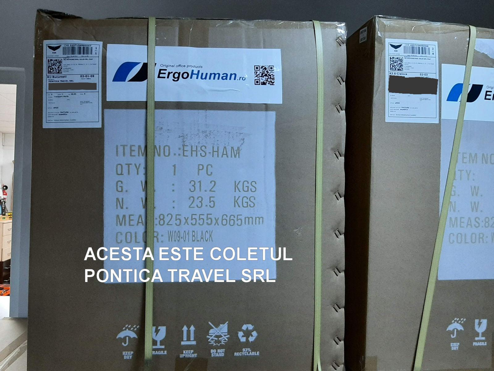 Colet Pontica Travel SRL