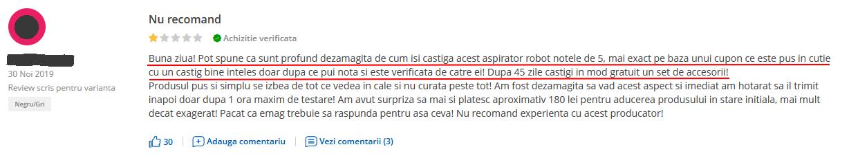 STAICU IONUT BOGDAN PFA [DevForum.ro] și PONTICA TRAVEL SRL, denigrare cu acuzații false și nefondate împotriva Ergohuman.ro 19